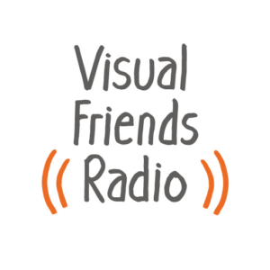Visual Friends Radio Cover