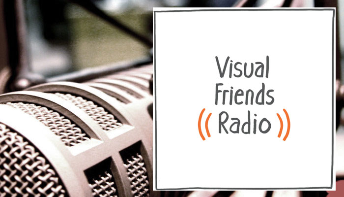 Visual Friends Cover