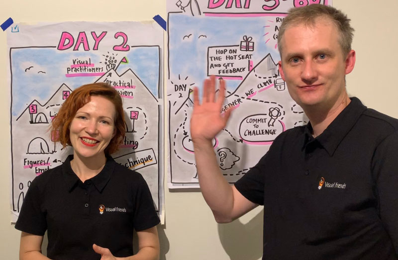 Yuliya and Marcel about the 60-days-program