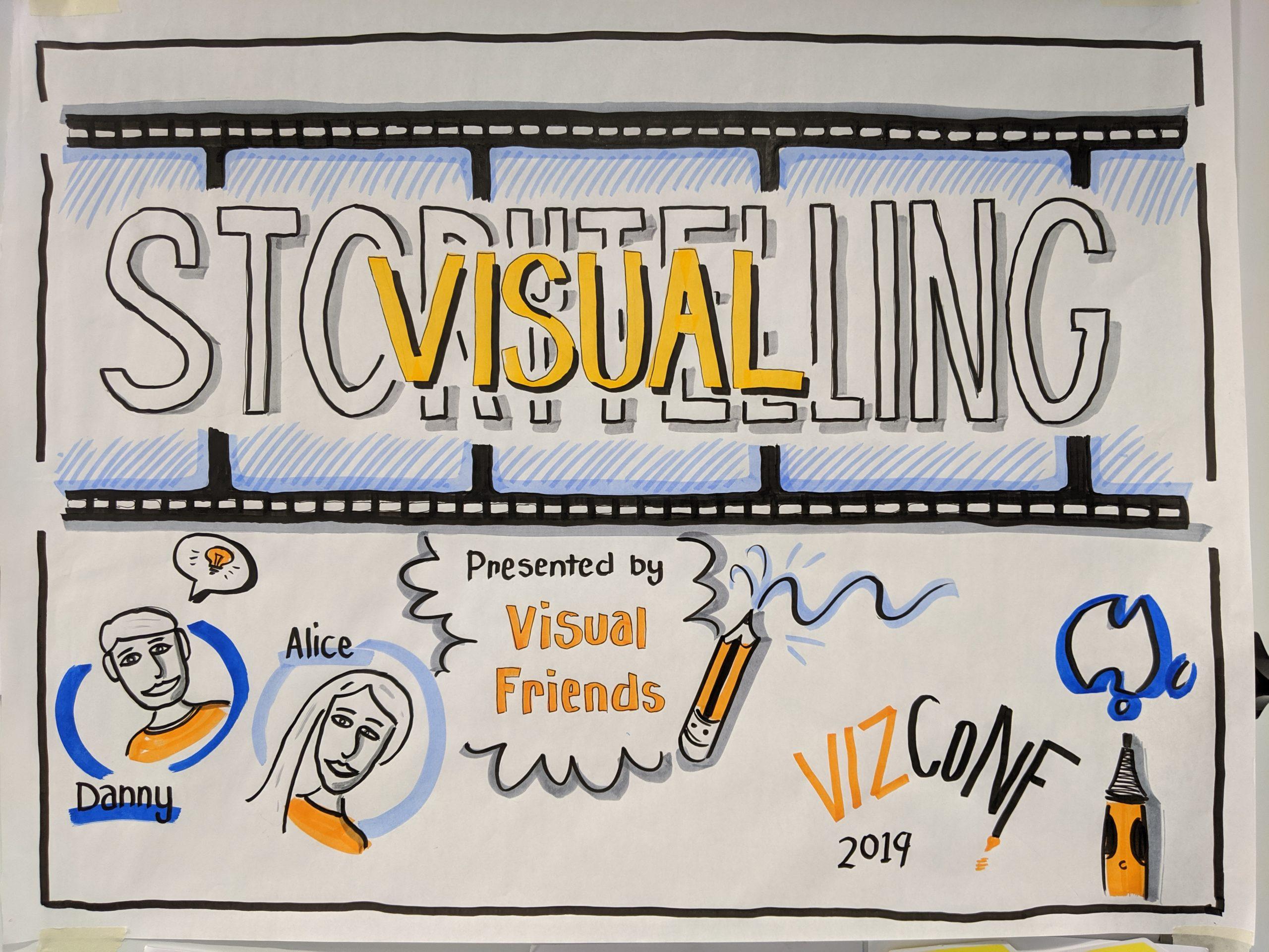 Vis Storytelling Intro Poster