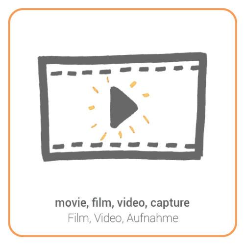 movie, film, video, capture
