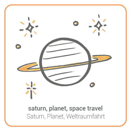 saturn, planet, space travel