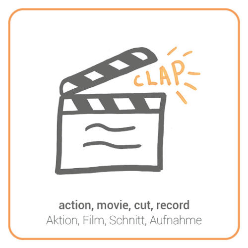 action, movie, cut, record