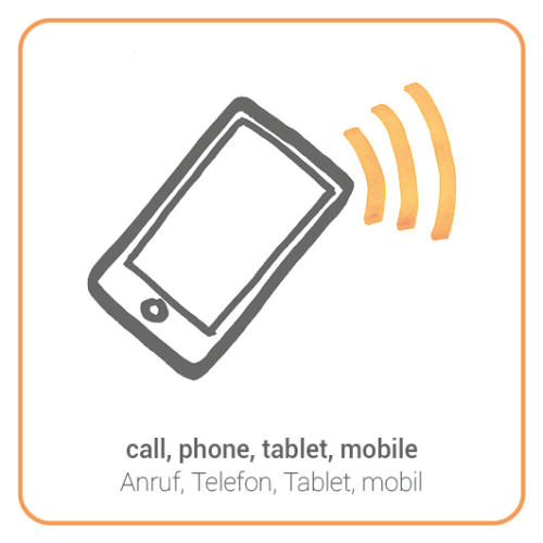 call, phone, tablet, mobile