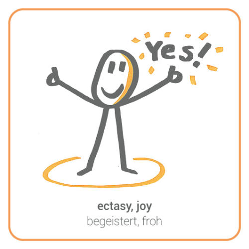 ectasy, joy