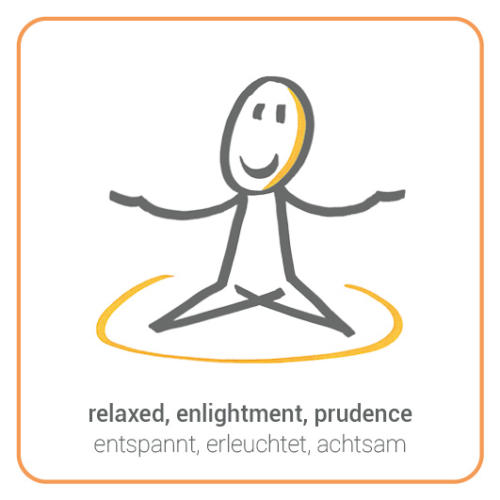 relaxed, enlightment, prudence, zen, happy place