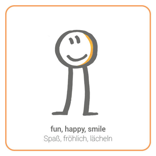 fun, happy, smile, content