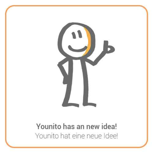 Younito has an new idea!