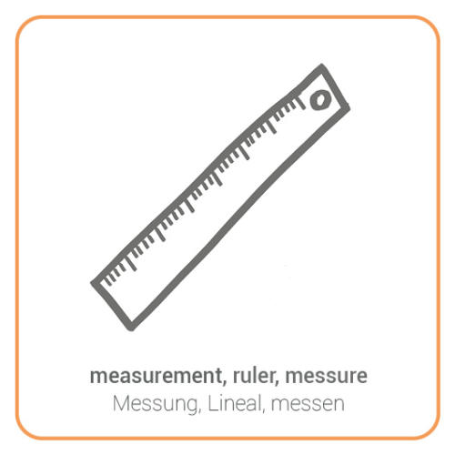 measurement, ruler, messure